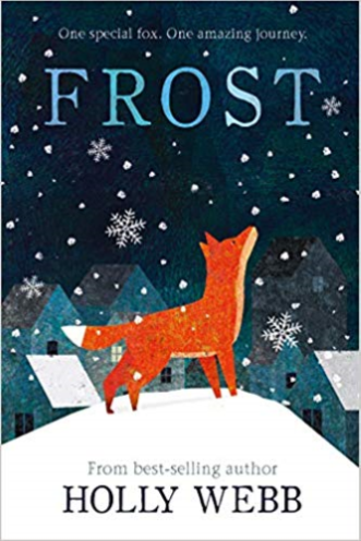 Frost by Holly Webb.