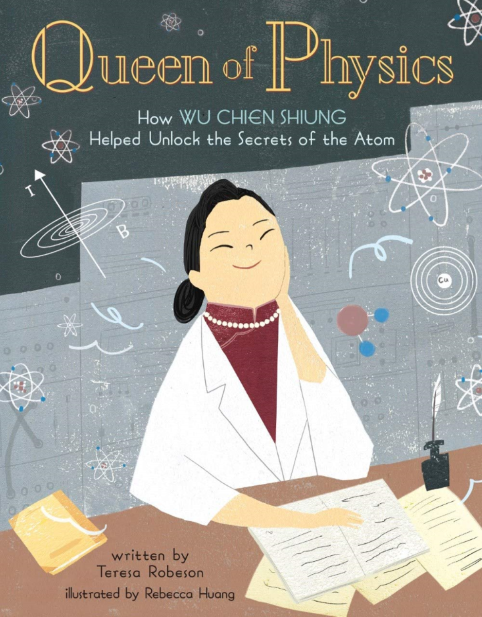 Queen of Physics by Teresa Roberson