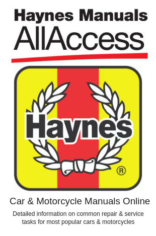 Discover Haynes car and motorcycle manuals online with your library card.