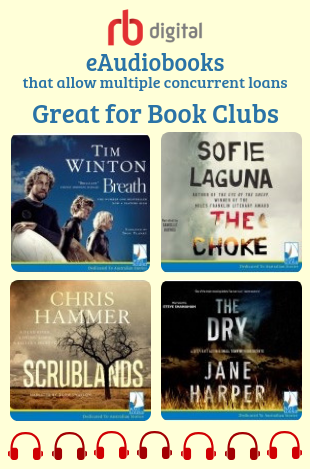 RBdigital app now has a great selection of eAudiobooks as well as eMagazines.