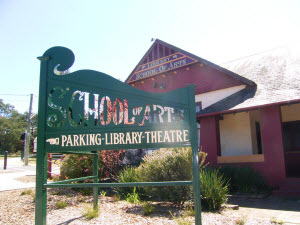 Wentworth Falls Library